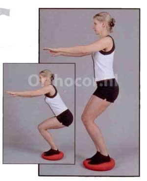 balanskussen oefening 2