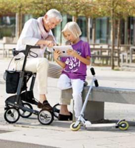 ouderen mobiliteit