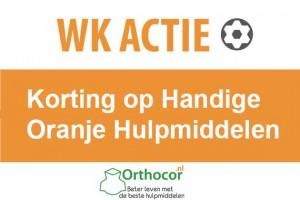 orthocor wk actie