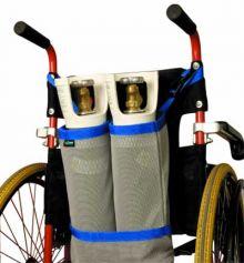 Oxygen CarryON rolstoeltas