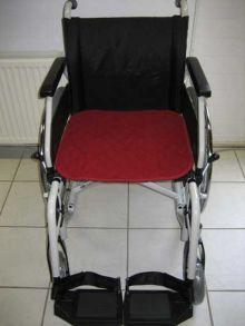 Incontinentie onderlegger rolstoel